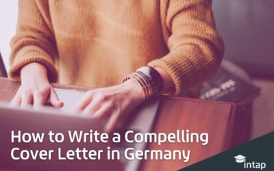 How to Write a Compelling Cover Letter in Germany