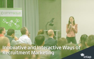 Innovative and Interactive Ways of Recruitment Marketing