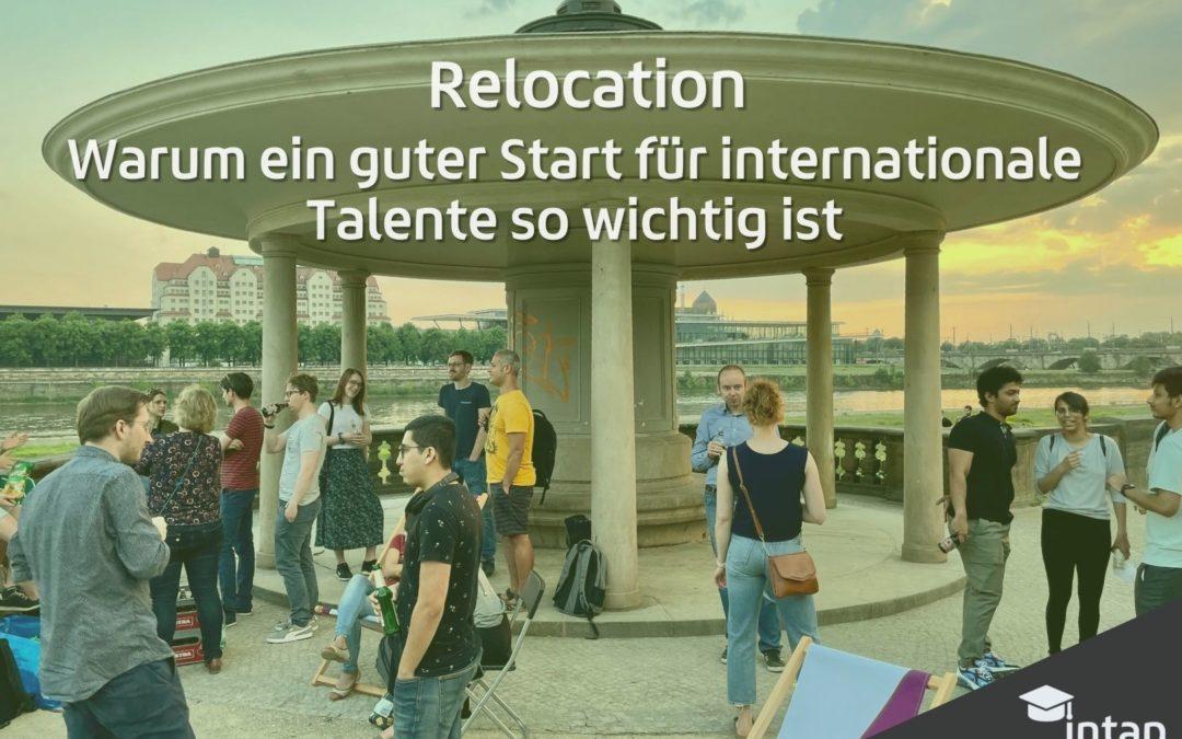 Relocation: Warum ein guter Start für internationale Talente so wichtig ist