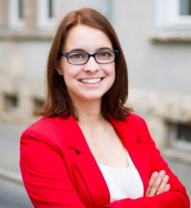 Susann Ehrhardt von intap Dresden